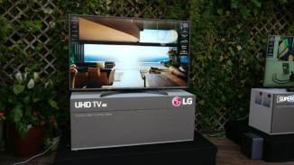 LG OLED 8