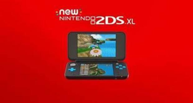 3DS New Nintendo 2DS XL