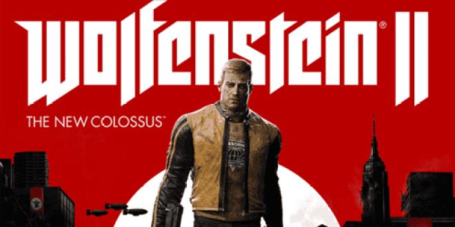 Wolfenstein 2: The New Colossus Dark Horse