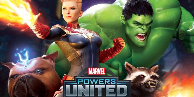 Marvel: Powers United