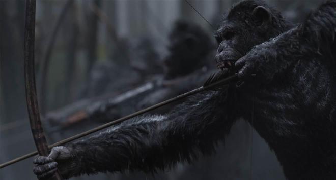 כוכב הקופים: המלחמה