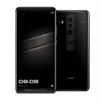 Porsche Design HUAWEI Mate 10_Front and Back
