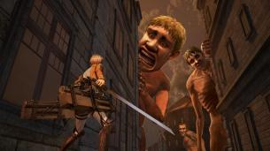 Attack on Titan 2 Screen 5