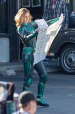 Brie Larson ברי לארסון קפטן מרוול Captain Marvel 2