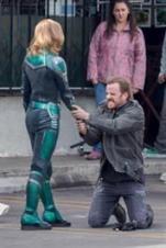 Brie Larson ברי לארסון קפטן מרוול Captain Marvel 3