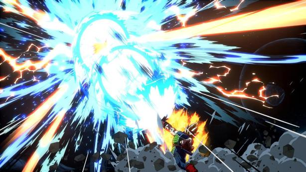 Dragon Ball FighterZ Bardock Screen 3