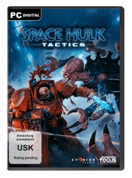 Space Hulk Tactics PC Boxart