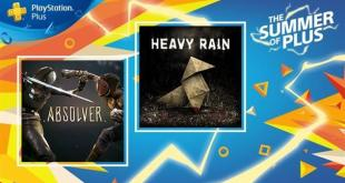 PlayStation Plus Games 2018