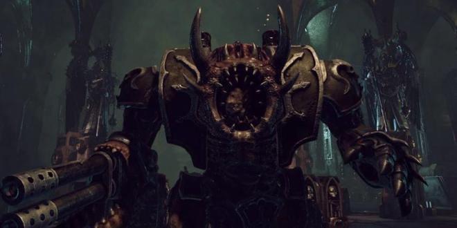 Warhammer 40,000: Inquisitor - Martyr
