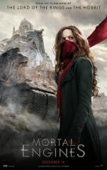 Mortal-Engines-מנועי התמותה-Poster