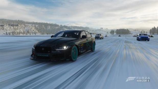 Forza Horizon 4 Winter