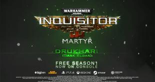Warhammer 40k: Inquisitor Martyr