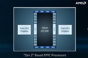 AMD Rome Zen2
