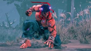 Street Fighter V Arcade Edition Kage Screen 3