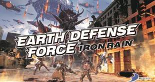 Earth Defense Force: Iron Rain