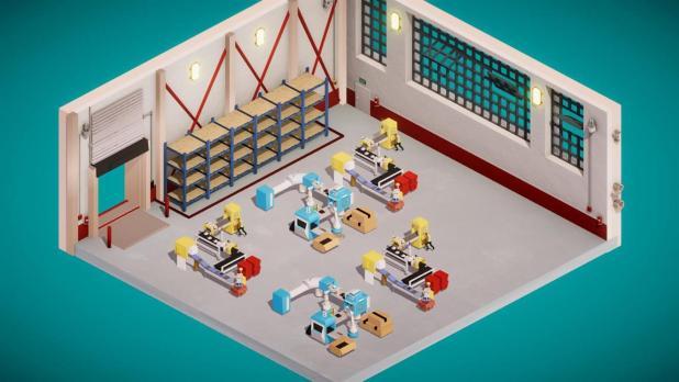 Factory TechCorp