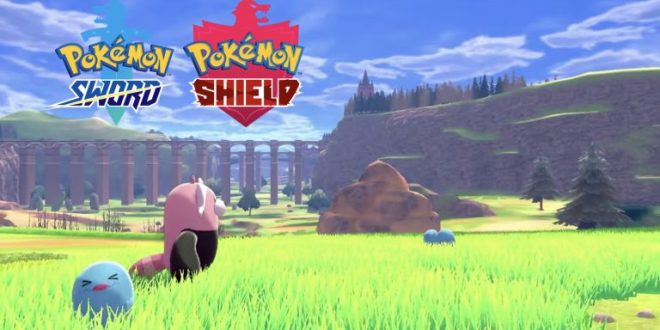 Pokemon Sword/Shield