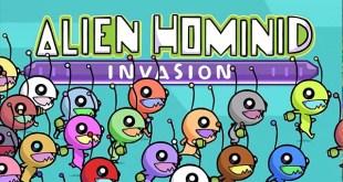 Alien Hominid Invasion