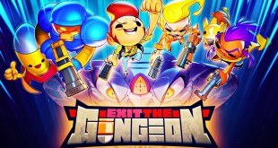 Exit the Gungeon logo