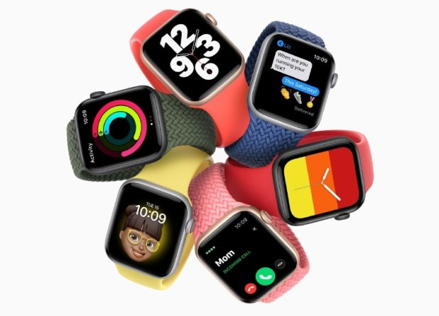 שעון Apple Watch SE
