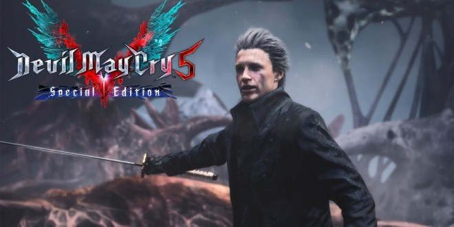 Devil May Cry 5 SE logo