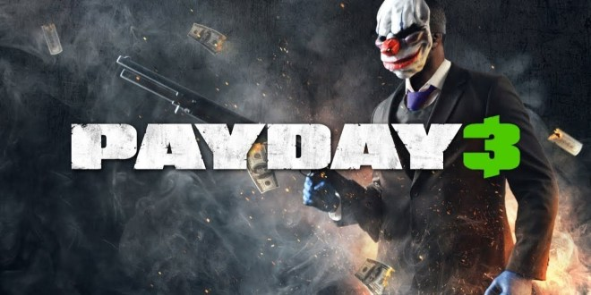 Payday-3 logo