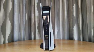 PS5 Front I/O