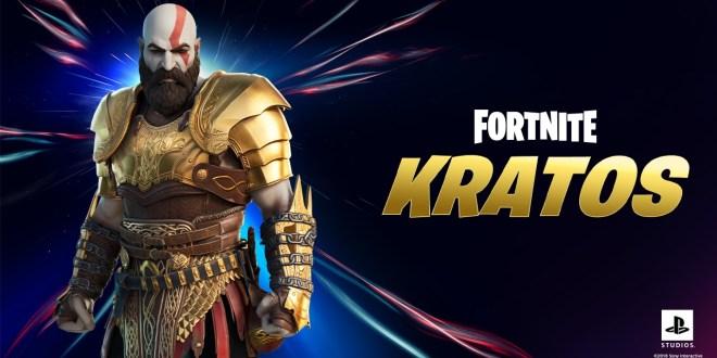 Fortnite-Kratos