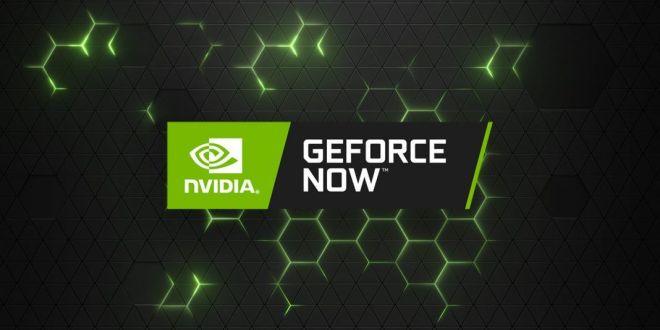 לוגו שירות GeForce NOW