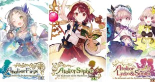Atelier-Mysterious-Trilogy-Deluxe-Pack logo