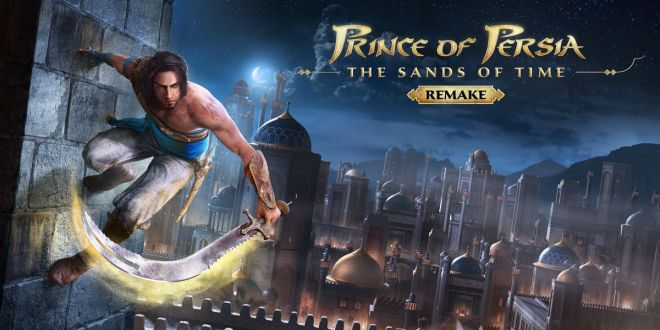 Prince of Persia The Sands of Time Remake logo