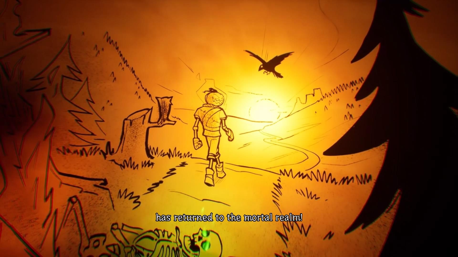 Spooky Good Time –ביקורת המשחק Pumpkin Jack