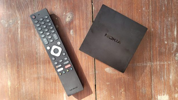 Nokia Streaming Box 8000 With Remote