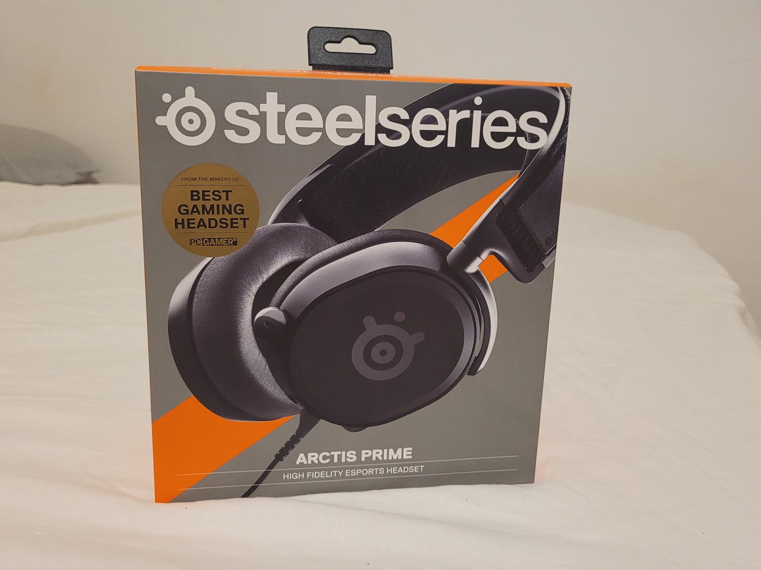 אלוף במשקל נוצה –סיקור אוזניות Steelseries Arctis Prime