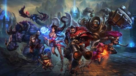 "League of Legends: Riot Games deaktiviert ""/all Chat"" in allen Spielmodi"