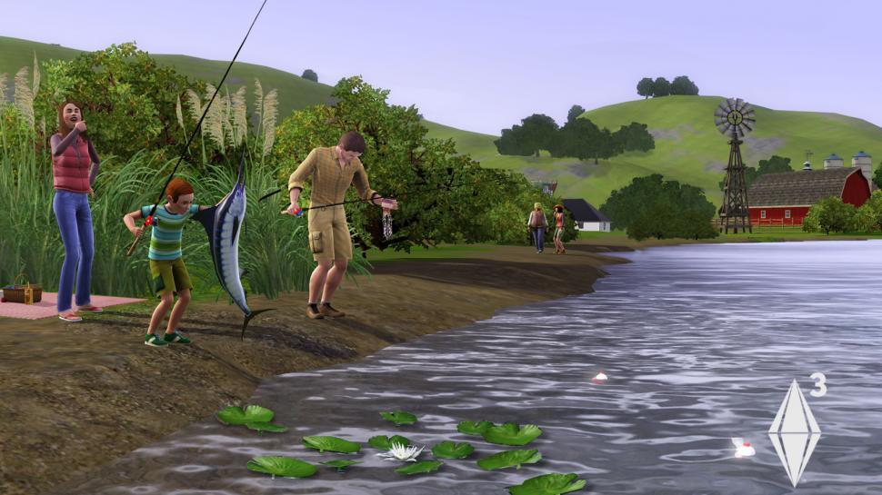 Die Sims 3 Design Garten Accessoires Launch Trailer Zum Addon