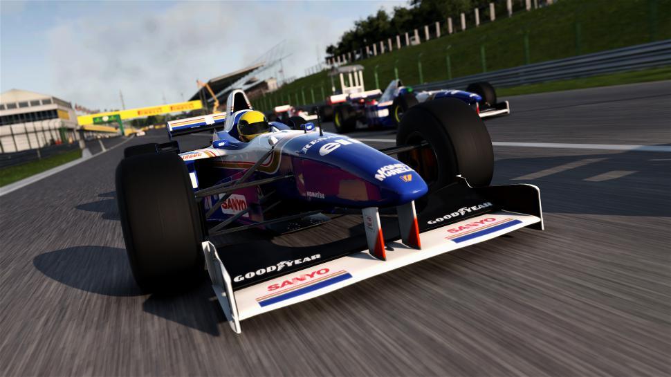 F1 2017 PS4 PS4 Pro Und Xbox One Version Im