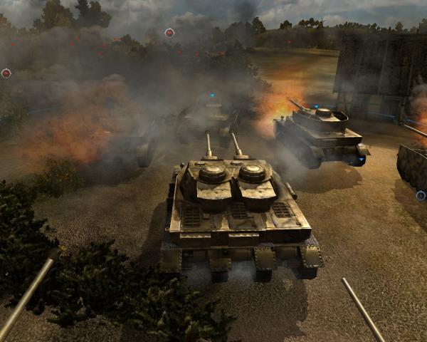 Order Of War Test Frech Kopiert Bei World In Conflict