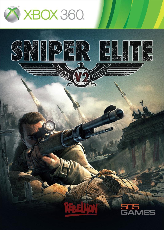 Sniper Elite V2 Test Tipps Videos News Release Termin PCGamesde