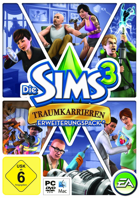Die Sims 3 Traumkarrieren Im Test Wenig Umfang Aber Sehr Gut