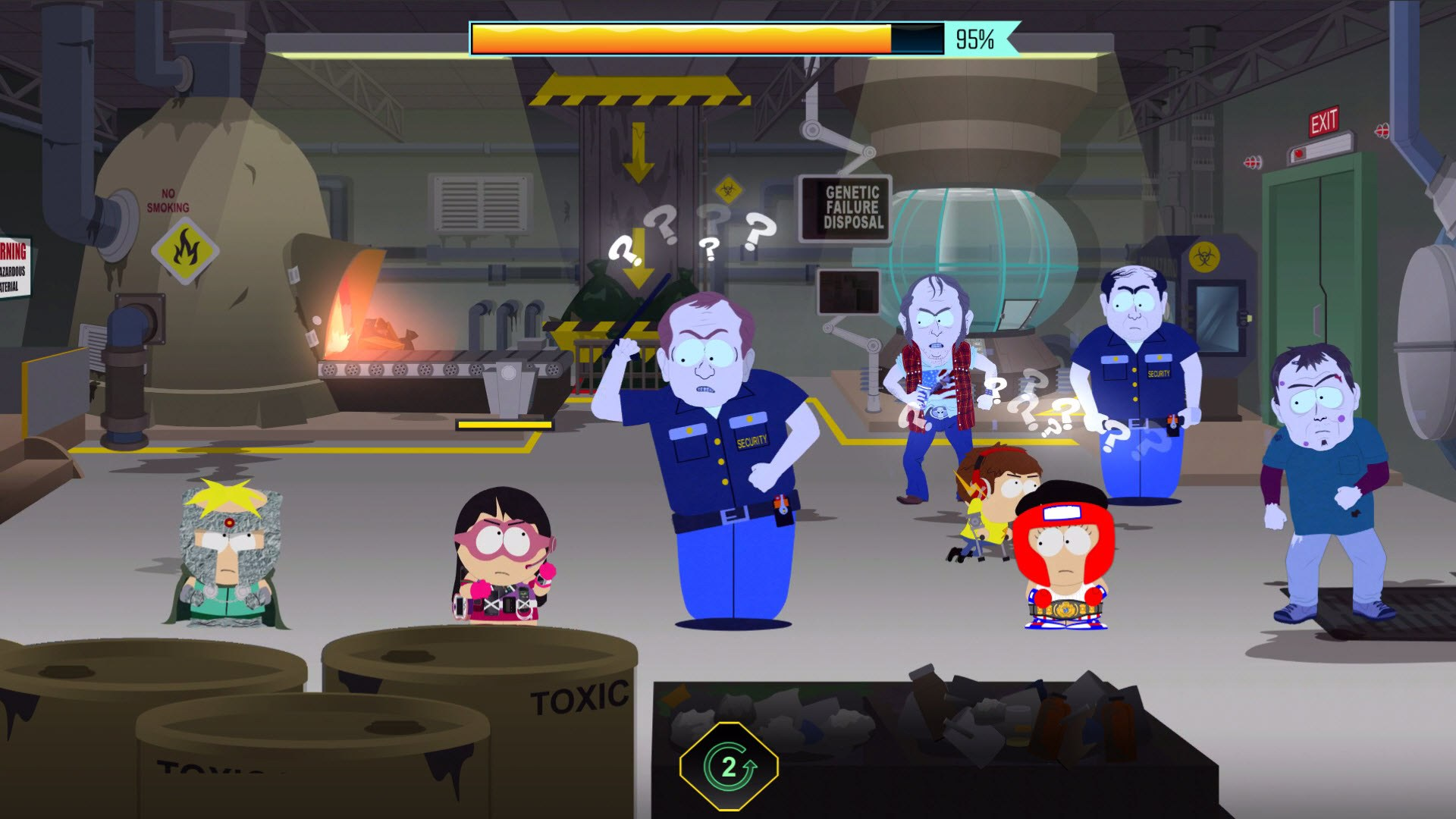 South Park The Fractured But Whole Test Tipps Videos