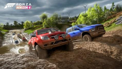 Forza Horizon 4: Rennspiel erscheint im März 2021 erstmals auch bei Steam