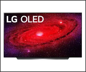 Picture for LG OLED55CX9LA, 55 inch OLED, 120Hz, HDMI 2.1