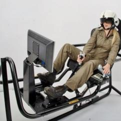 Flight Simulator Chair Motion Urban Outfitters Chairs Flugsimulator Cloud Flyer Bei Kickstarter Beweglicher