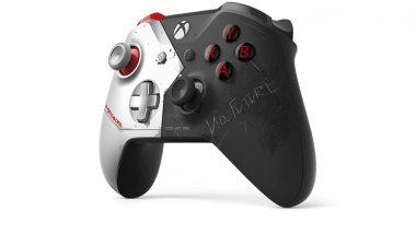 Xbox Wireless Controller – Cyberpunk 2077 Limited Edition (1)