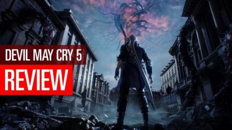 Devil May Cry 5 in the test video: three heroes for triple fun?