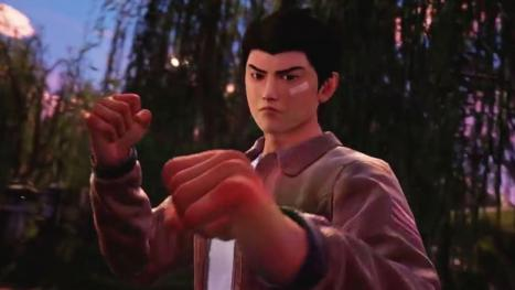 Shenmue 3: new trailer with real gameplay scenes
