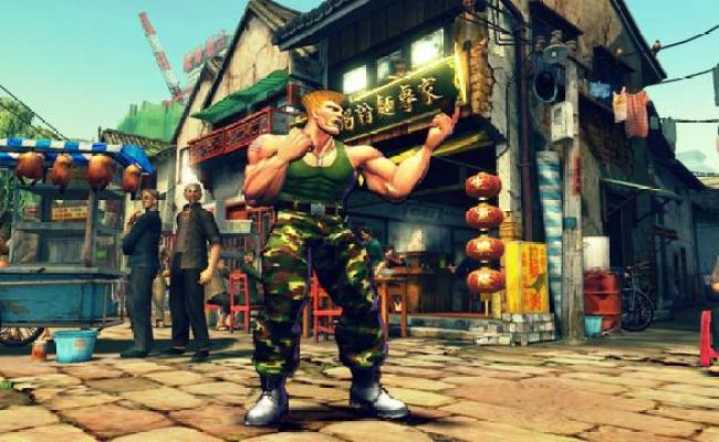 Street Fighter 4 Released As Games For Windows Live Pc