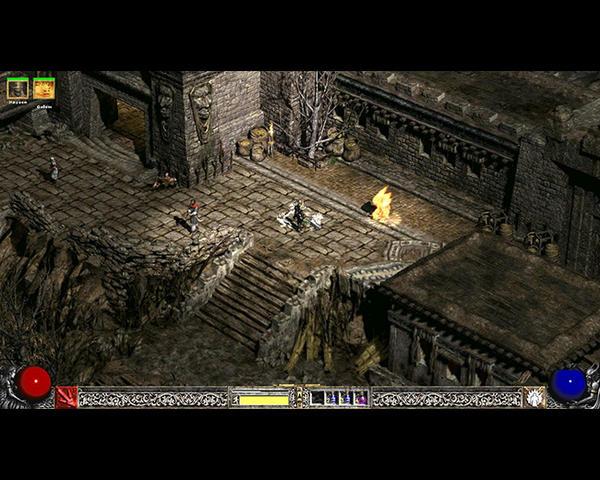 Diablo 2 mit bis zu 3.840 x 1.024 Pixeln Auflösung spielen