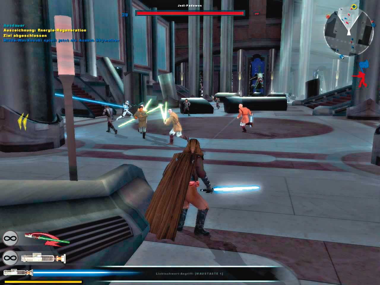 Star Wars Battlefront 2 2005 immer aktuell